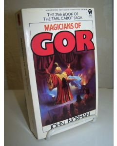Magicians of Gor.