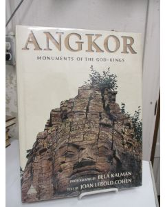 Angkor: Monuments of the God-Kings.