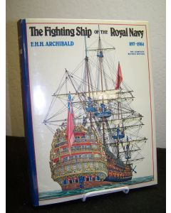The Fighting Ship of the Royal Navy 897-1984, Complete Revised Edition.