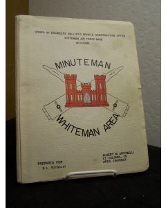 Minuteman Whiteman Area, Anniversary Issue.