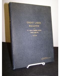 Great Lakes Bulletin. vol. XIV, 1939.