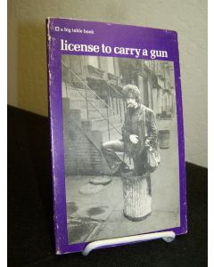 License to Carry a Gun.