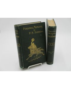 Personal Memoirs of P.H. Sheridan. 2 volumes.