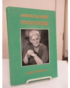 Anne Inez McCaffrey: Forty years of Publishing: an International Bibliography.