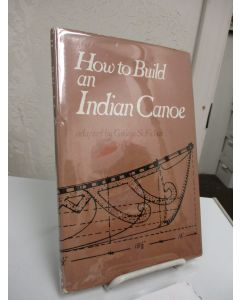 How to Build an Indian Canoe.