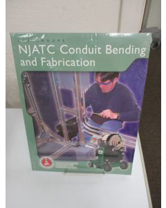 NJATC Conduit Bending and Fabrication with CD and Lab Manual. 2 volumes.