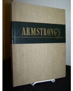 Armtrong's Pattern Book 1950.