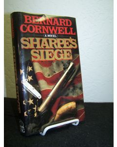 Sharpe's Siege: Richard Sharpe and the Winter Campaign, 1814.