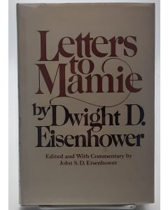 Letters to Mamie.