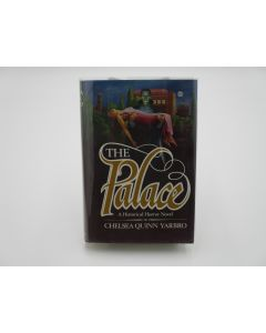 The Palace: A Historical Horror Novel.