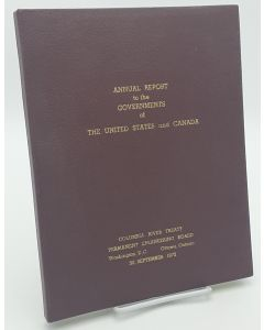 Annual Report to the Governments of the United States and Canada.