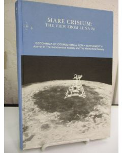 Mare Crisium: The View from Luna 24. Proceedings of the Conference on Luna 24, Houston Texas, December 1-3, 1977.