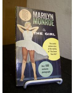 "Marilyn Monroe as the Girl: The Candid Picture-Story of the Making of ""The Seven Year Itch""."