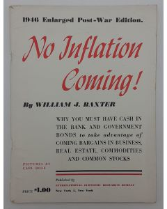 No Inflation Coming!