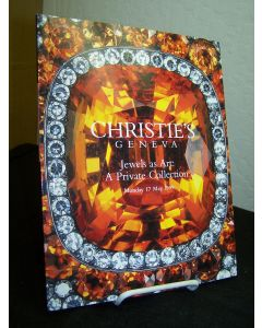 Christie's Geneva, Jewels as Art: A Private Collection, Monday 17 May, 1999. With prices realized.