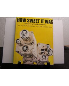 How Sweet it Was, Television: A Pictorial Commentary.(Signed by the Lennon Sisters).