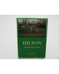 Hilton, Huntingdonshire. (signed).