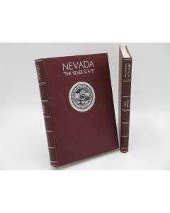 """Nevada """"The Silver State"""".  2 volumes."""