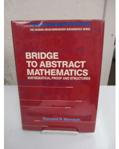 Bridge to Abstract Mathematics: Mathematical Proof and Structures.