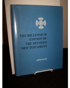 The Millennium Edition of the Decoded New Testament.