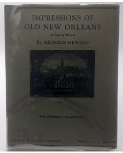 Impressions of Old New Orleans: A Book of Pictures.