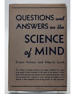 Questions and Answers on the Science of Mind.