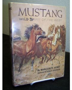 Mustang:  Wild Spirit of the West.