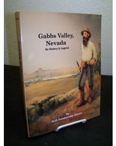 Gabbs Valley, Nevada: Its History & Legend