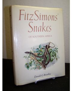 Fitzsimons' Snakes of Southern Africa.