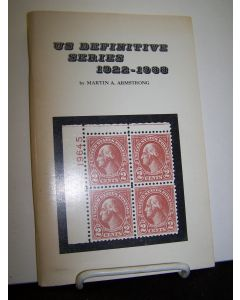 US Definitive Series 1922-1938