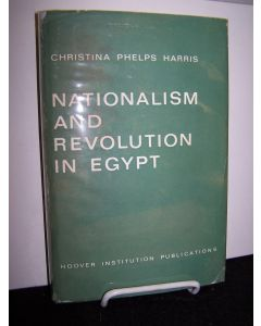 Nationalism and Revolution in Egypt: The Role of the Muslim Brotherhood.