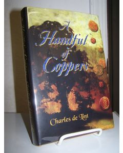 A Handful of Coppers: Collected Early Stories, Vol. 1: Heroic Fantasy.
