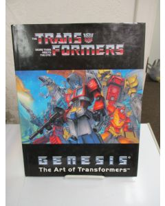 Genesis: The Art of Transformers, Part One.