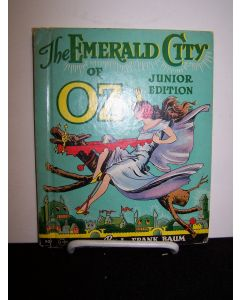 The Emerald City of Oz ; Junior Edition.