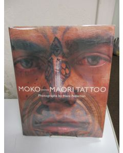 Moko-Maori Tattoo: Photographs by Hans Neleman.