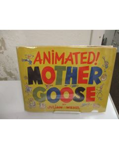 Animated Mother Goose.