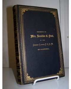Proceedings of the M. W. Grand Lodge of Free and Accepted Masons of the State of California, 1886.