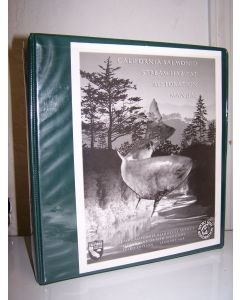 California Salmonid Stream Habitat Restoration Manual.