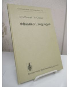 Whistled Languages.