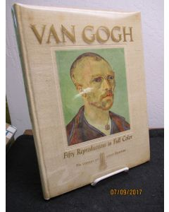 Vincent Van Gogh: Fifty Reproductions in Full Color.