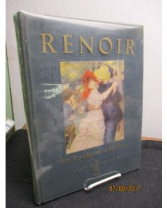 Pierre Auguste Renoir: Fifty Reproductions in Full Color.