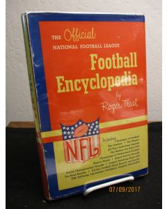 The Official National Football League Football Encyclopedia.