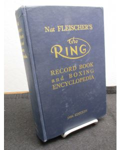 The Ring Record Book and Boxing Encyclopedia: 1954 edition.