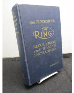 The Ring Record Book and Boxing Encyclopedia: 1959 edition.