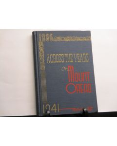 Across the Years on Mount Oread, 1866-1941: An Informal and Pictorial History of the University of Kansas.