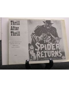 Thrill After Thrill: Another Collection of Original Serial Ads.