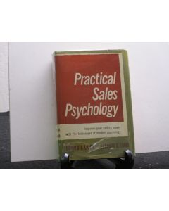 Practical Sales Psychology.