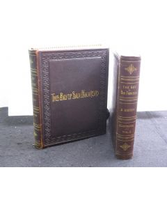The Bay of San Francisco: The Metropolis of the Pacific Coast and its Suburban Cities. 2 volumes.