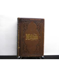 The Poetical Works of John Milton. With notes by Rev. John Mitford.