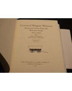 Covered Wagon Women: Diaries & Letters from the Western Trails, 1480-1890. Volume XI, 1879-1903.